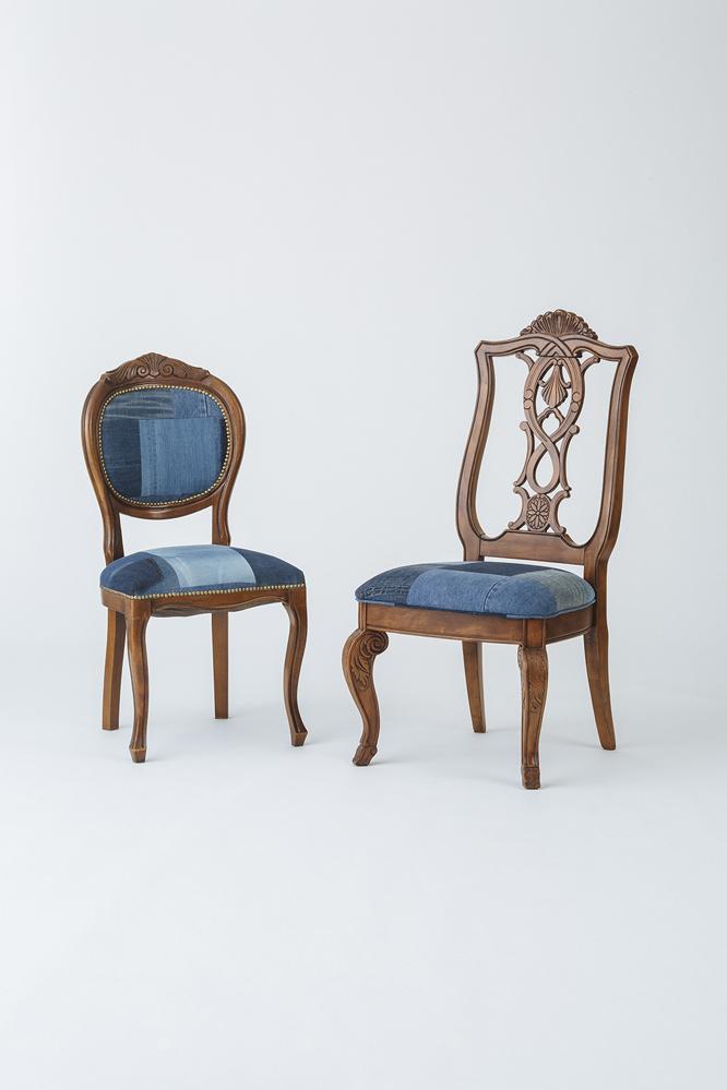 Un-TIQUE NEWTIQUEの椅子