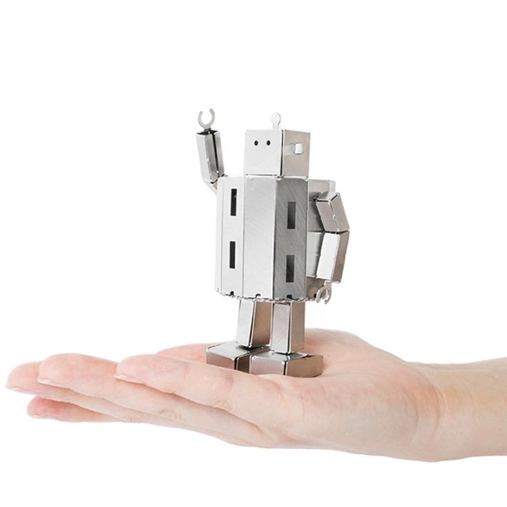 小さなかわいいロボットFACTORY ROBO