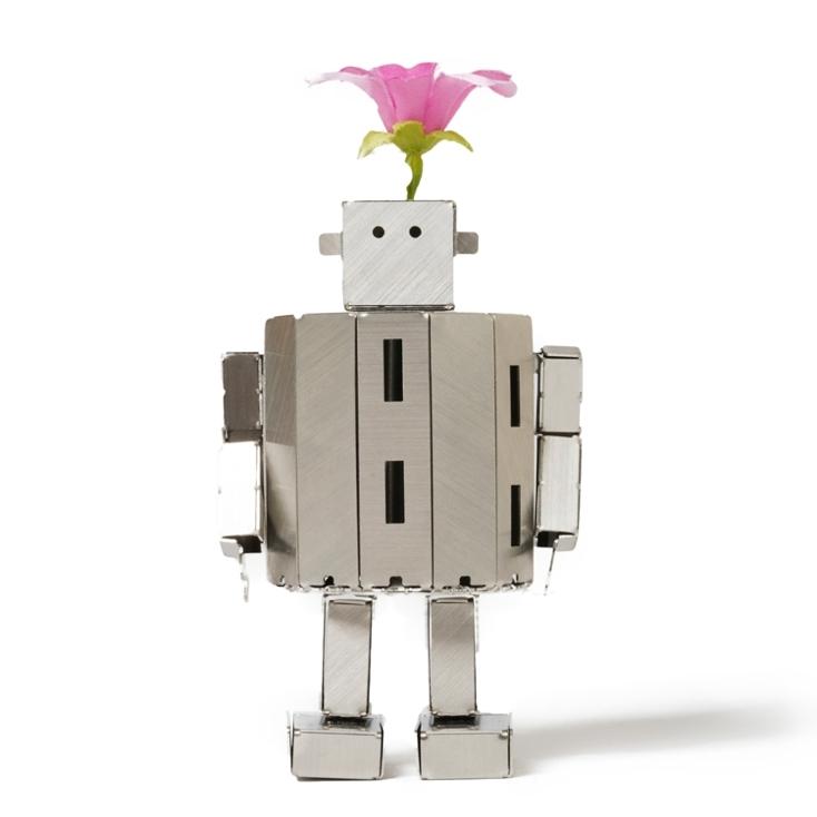 かわいい小さなロボットFACTORY ROBO