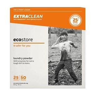 エコでおしゃれな洗剤エクストラクリーン ランドリーパウダー
