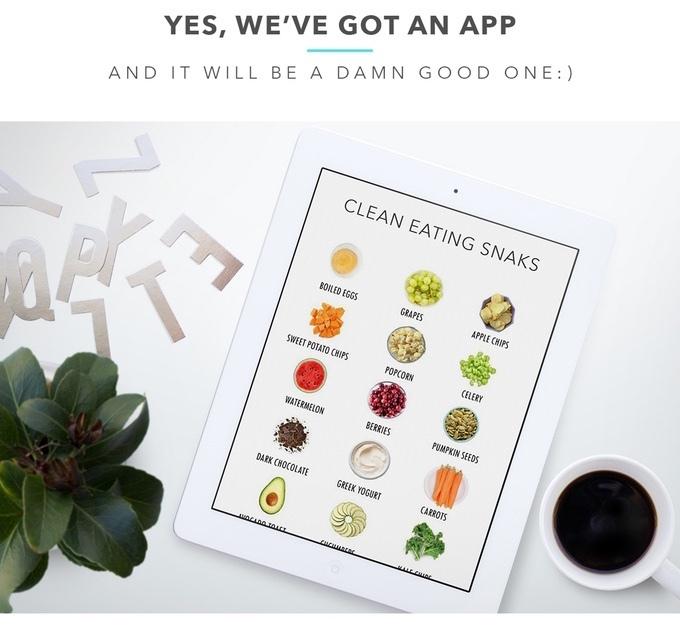 カロリー計算や、日々のメニューから考えられた健康的でおすすめの食材をすすめてくれるから、合わせて使うことでより効果的な食事になるだろう