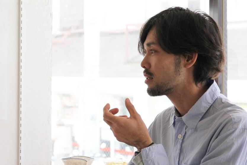 IFNi松葉さんのトークショー&ドリップ講座