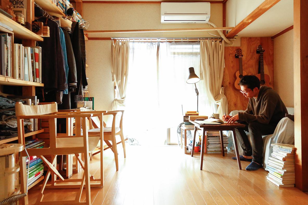 家具職人が暮らす、木の香りに包まれたDIY部屋(立川市武蔵砂川) みんなの部屋