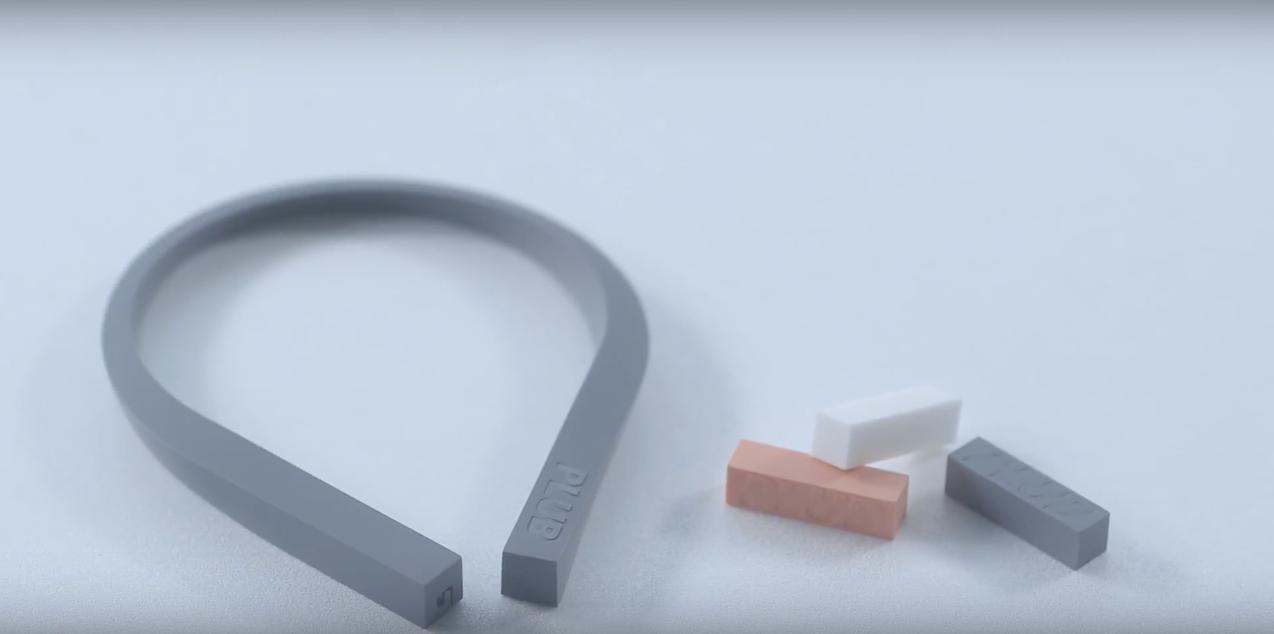 お気に入りのイヤホンを、コードが目立たないようにワイヤレス化してしまう「PLUB」の紹介
