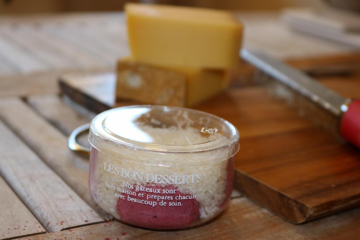 紀州南高梅の新しい可能性。ワインに合う「チーズ梅干し」「燻製梅ピューレ」