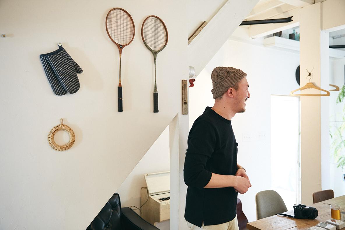 デザイナーが住むおしゃれな部屋