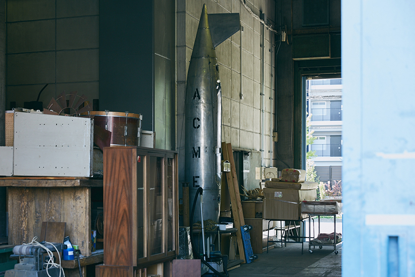 ACME Furnitureのおしゃれで素敵な工場