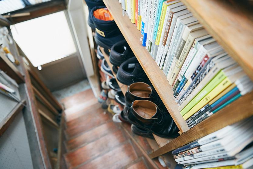 便利な本棚をDIY