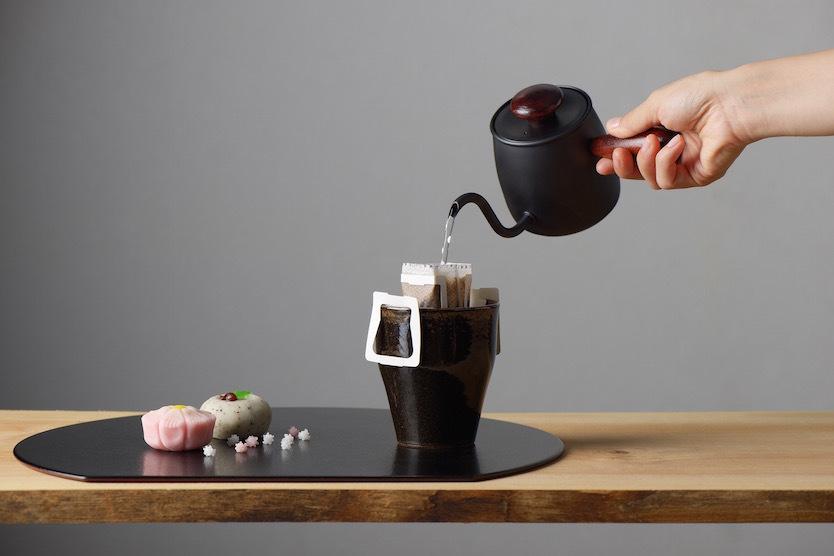 コーヒータイムを贅沢に。湯切れのよい注ぎ口を持つ「シングルドリップ」