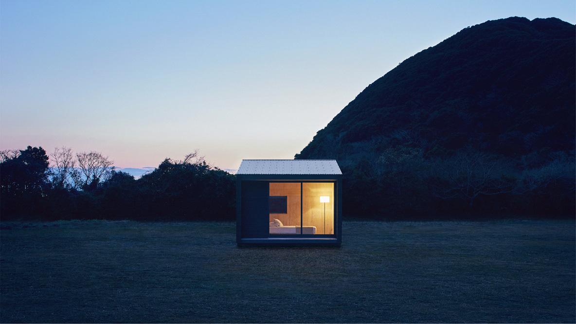 300万円の「無印良品の小屋」が実現する、ミニマルでDIYな暮らし