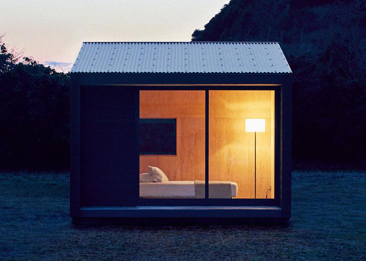 無印良品の小屋のデザイン