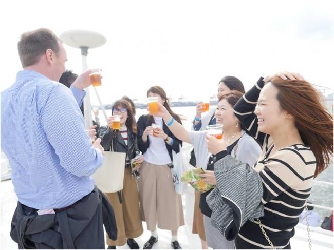 日本におけるクラフトビール文化のさらなる浸透と成熟、さらに新たなビールの楽しみ方の創造