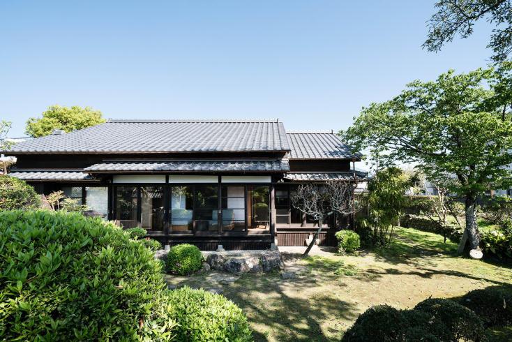 季楽 飫肥の「勝目邸」