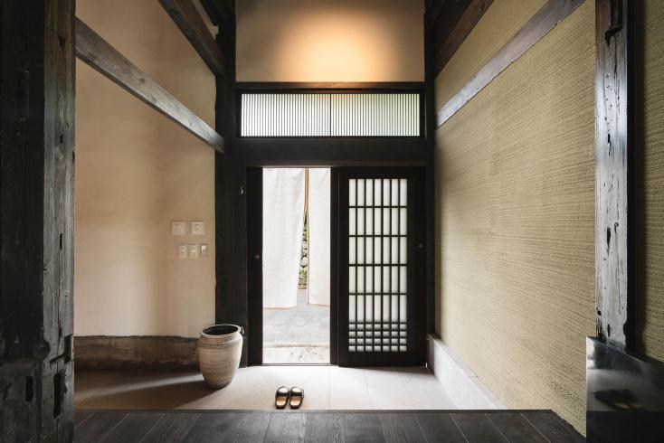宮崎でおしゃれな、囲炉裏と土間でくつろげる「合屋邸」