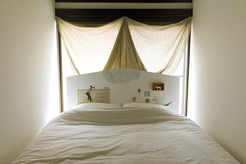 いい夢見られそうな部屋