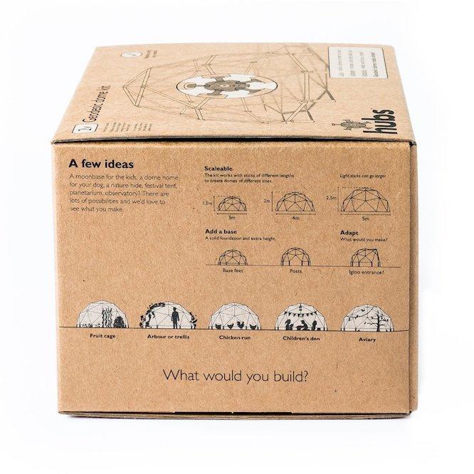 パッケージの箱には、簡単なインストラクションなどがわかりやすく描かれている