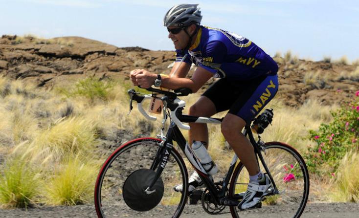 通常の電動自転車に比べて、エネルギー消費を抑えられる
