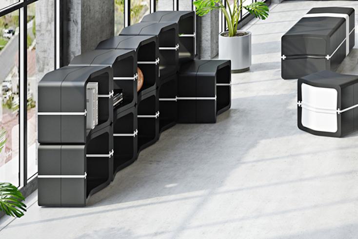 リサイクルできる家具