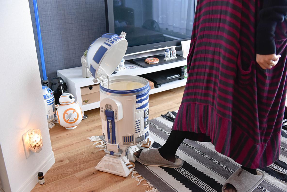 R2-D2のゴミ箱