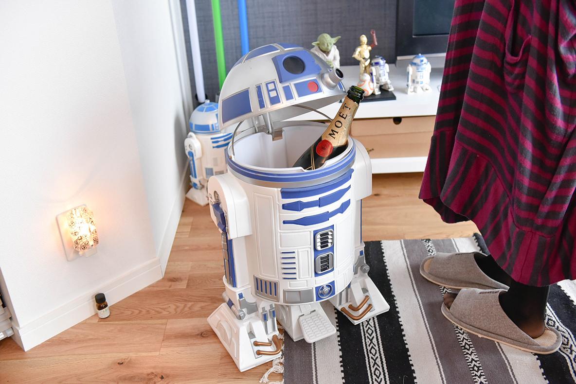R2-D2のワインクーラー