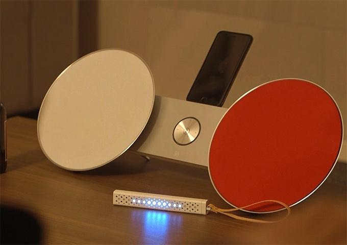 料理時に使えるタイマーや音楽を楽しむ時のサウンドビジュアライザーにもなる