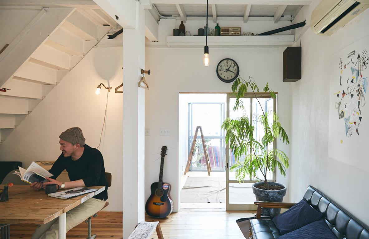 築43年の一軒家で古道具と暮らす、デザイナー兼ジュエリー作家(川越)|みんなの部屋