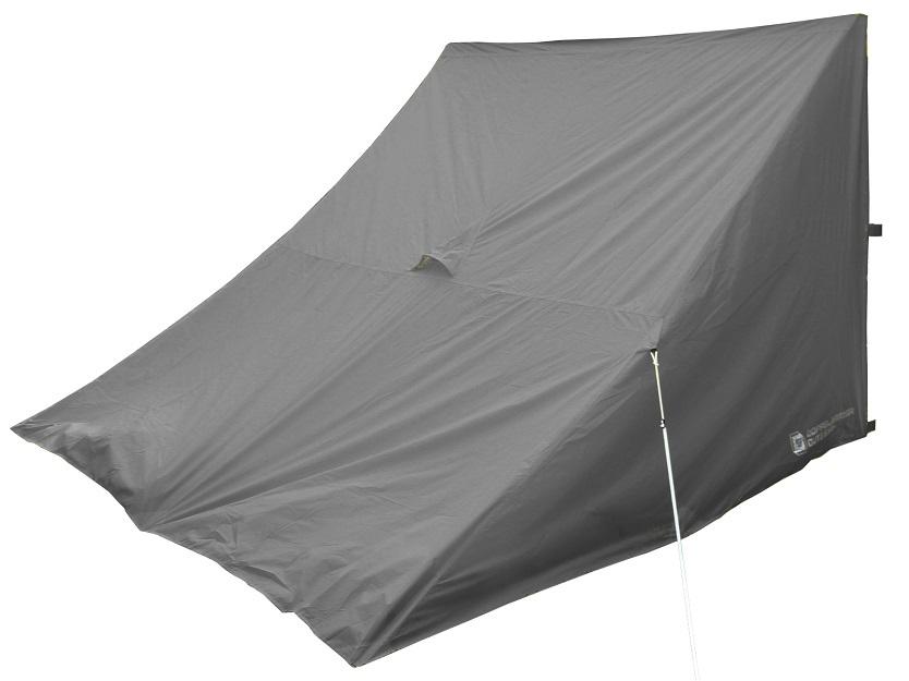 1LDKタープはあくまでも「拡張テント」