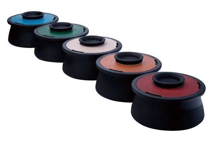 Anaori Carbon Potのカラーバリエーション