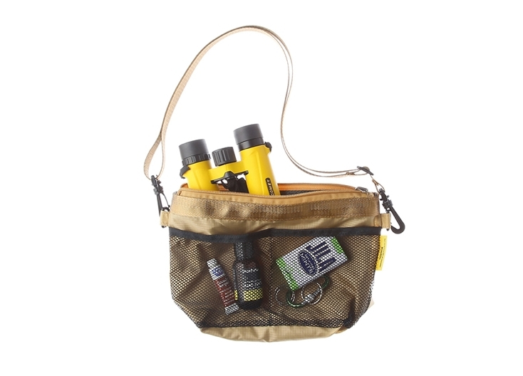DELFONICSのアウトドアに最適なバッグやポーチ