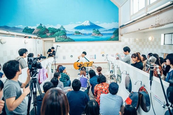 「湯パート」住人のほかに、高円寺に住むクリエイターやホテル事業とも連携を開始
