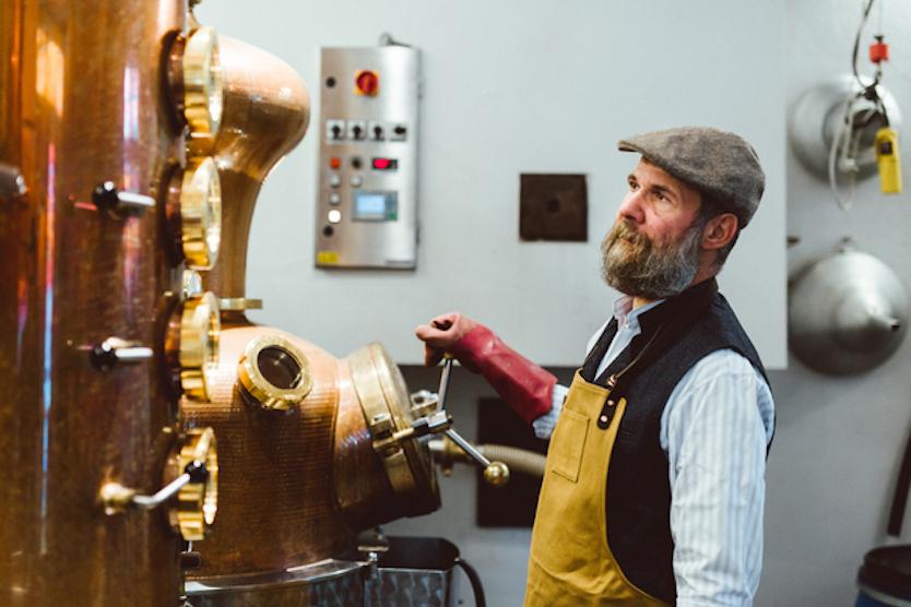 きっかけは南ドイツの田舎で作る蒸留酒