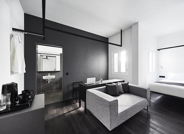 Roomie for Hotel design genes