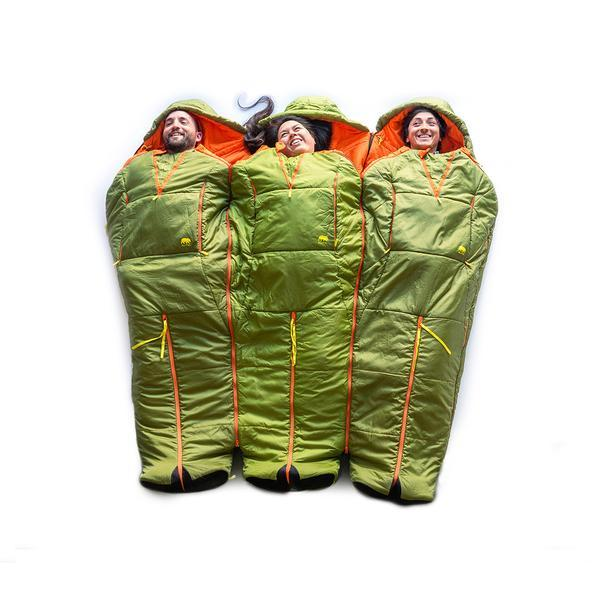 かわいくて便利なAlieの寝袋