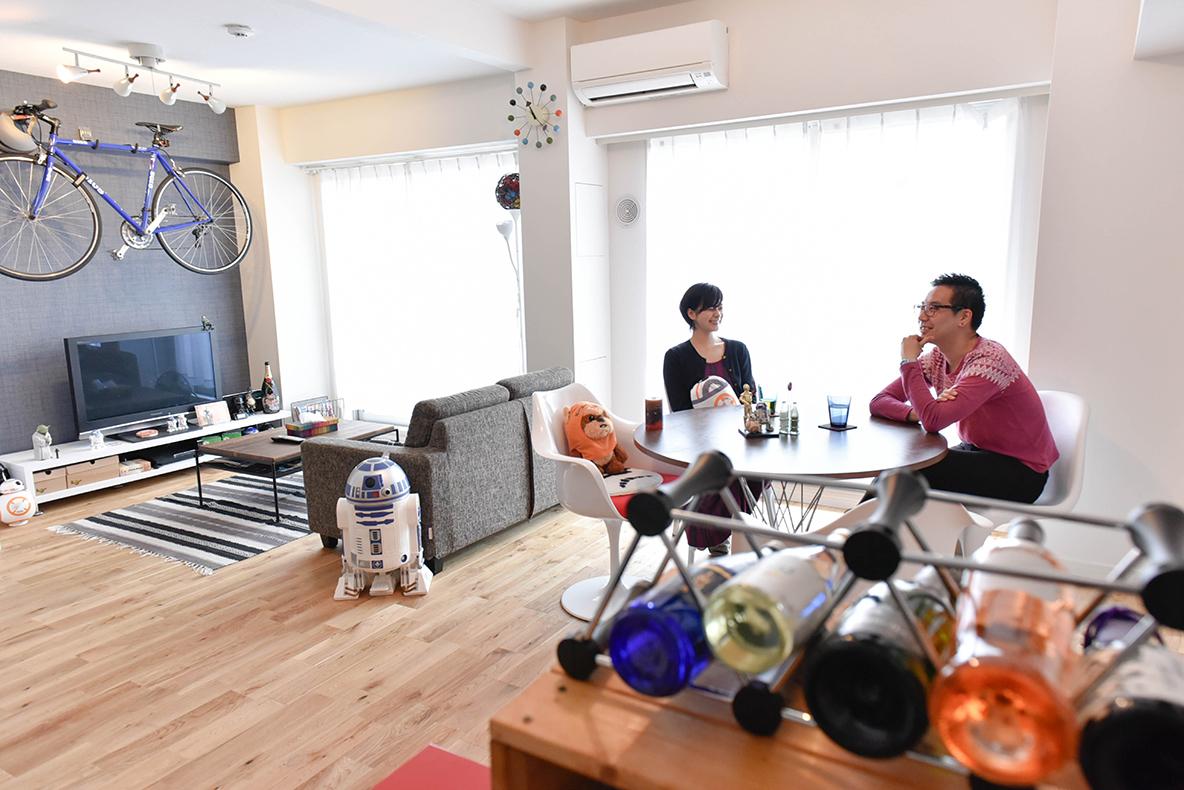 一生賃貸暮らしがしたいけど、満足いく空間に住むには?(江戸川区・瑞江)|リノベストーリー