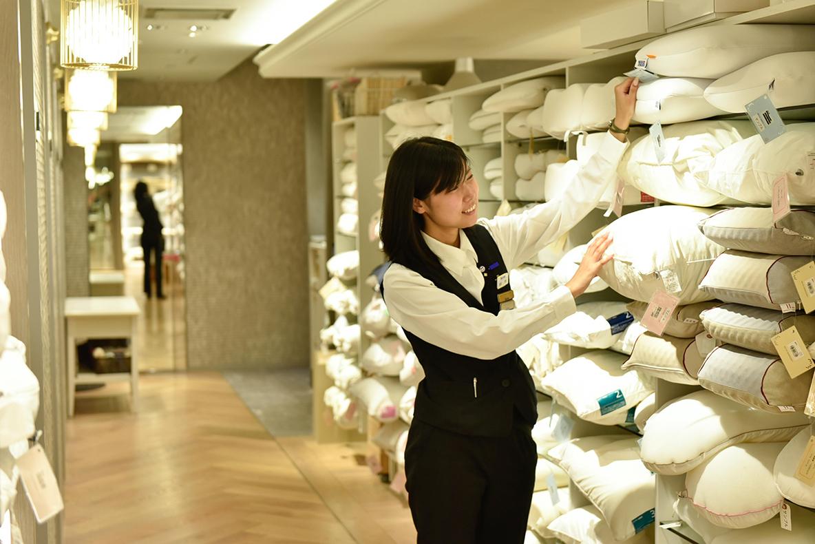 「快眠のための寝具」3選|伊勢丹新宿店スタッフに教わるオススメグッズ