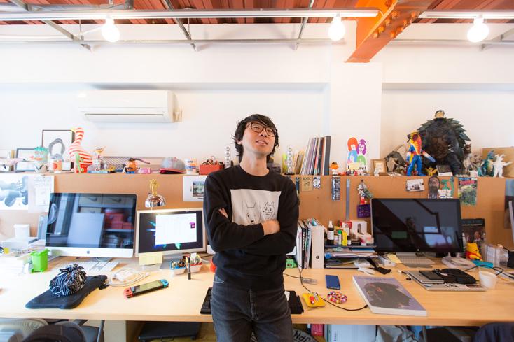 「デザインにしても音楽にしても、もの書きでも企画でも営業でも、なんでも。環境が仕事や暮らしに及ぼす影響って大きいと思うんです。「CEKAI」は、そういうことを働く場所からと考えようとしている会社なので、仕事も住まいも、もっと突き進めていきたいですね」