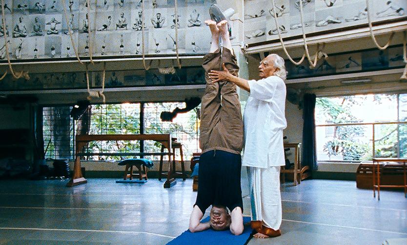 南インドが舞台のドキュメンタリー映画『聖なる呼吸:ヨガのルーツに出会う旅』