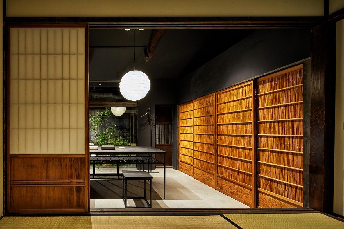 宿ルKYOTO 和紙ノ宿