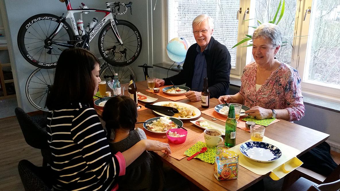DIYとゆたかな自然を楽しむ移住一家(スウェーデン・ストックホルム)|みんなの部屋 | ROOMIE(ルーミー)