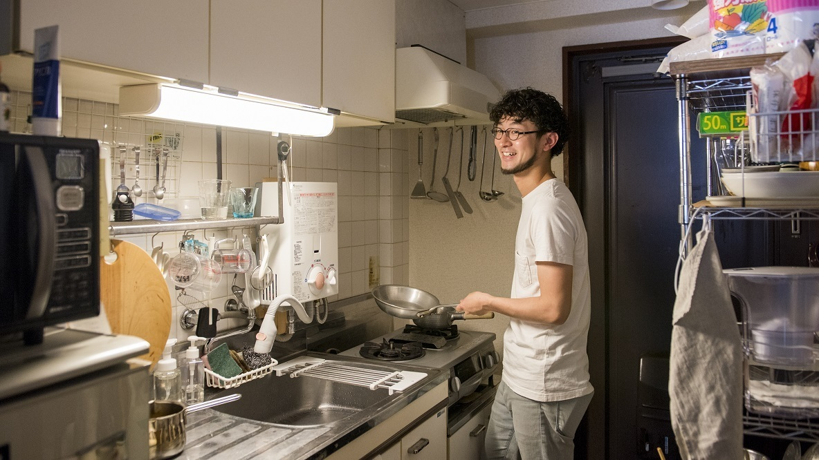 フードコーディネーターのキッチン