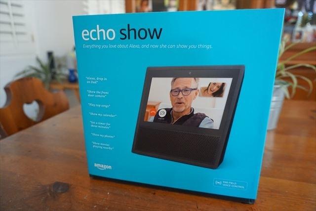 Amazon Echo Showレビュー