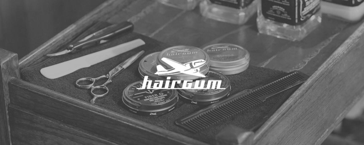 hairgumが日本上陸