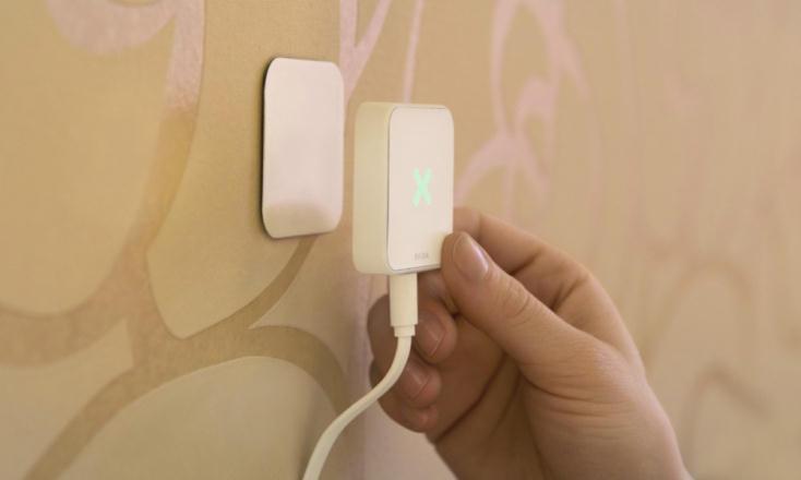 XVIDAホーム用ワイヤレス充電器