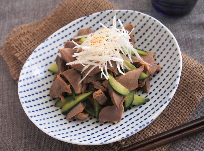 砂肝のダイエットレシピ