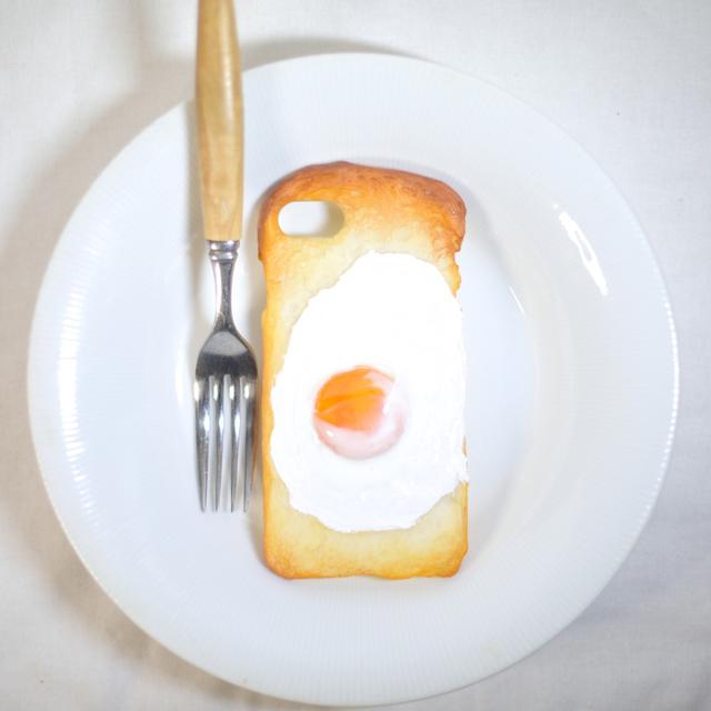 スマホケース「妖精のトースト」