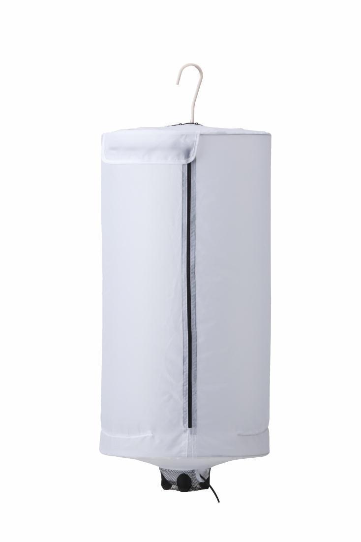 コンパクトなのにパワフルなヒーターとファンの力で急速乾燥してくれる