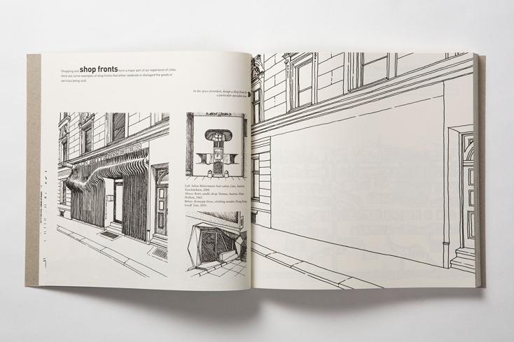 建築家になりたい子どものための本「ARCHIDOODLE CITY」