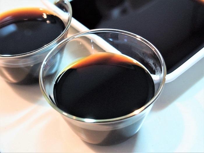 簡単にヘルシーなコーヒーゼリーを作る方法