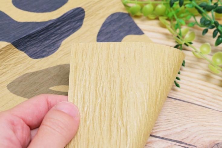 紙で作られたアウトドア用品