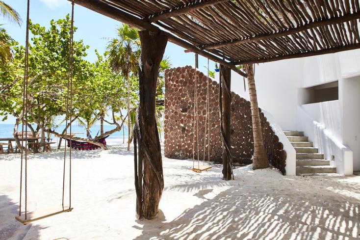 パブロ・エスコバルが隠れ家としていたホテル「Casa Malca」